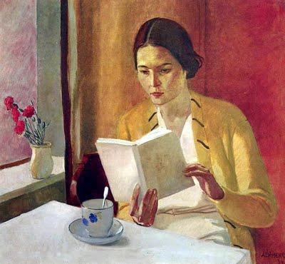 alexandr-deineka-muchacha-con-un-libro